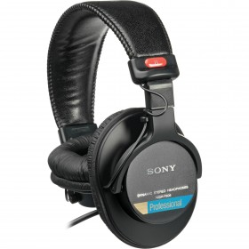 Наушники Sony MDR-7506 (studio monitors) купить в Алматы, Астане, Шымкенте, Усть-Каменогорске, Костанае, Кокшетау, Караганде, Атырау, Актобе, Актау