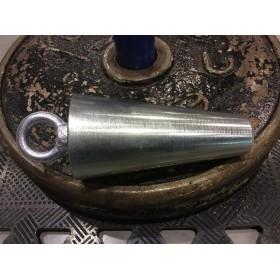 Конус. (ВЕС -3.2 кг) для тренировки силы хвата (металлический)