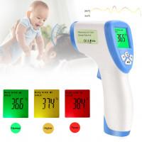Медицинский бесконтактный инфракрасный термометр DT-8809С ( Non-contact 32°C ~ 42,5°C )