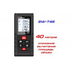 Лазерная рулетка (Линейка) SNDWAY SW-T4S 40 метров