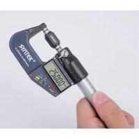 Микрометр электронный цифровой 0-25мм, 0.001 мм точность, DSWQ0-100II