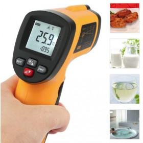 Инфракрасный лазерный\бесконтактный термометр(Пирометр) GM550