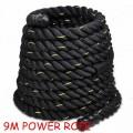 Тренировочный канат для кроссфита 9м диаметр 38 мм купить в Алматы. Спортивные канаты для кроссфита