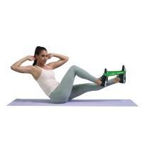 Фитнес резинка для ног и ягодиц комплект из 4 штук