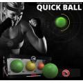Спортивный тренажер Quick Ball-SET (боевой мяч на резинке). Боксерский тренажер купить в Алматы, Нурсултане, Чимкенте, Астане, Усть-Каменногорске, Караганде, Атырау, Актобе, Актау, Костанае, Кокшетау