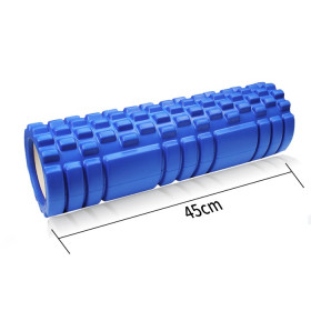 Массажный ролик для фитнеса 45 см
