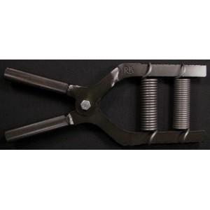 Кистевой эспандер Robert Baraban Adjustable Black (цвет - черный) с регулировкой нагрузки от 20 до 200 кг