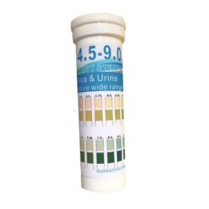 Индикаторная (Лакмусовая) бумага. 4.5 - 9.0. PH тест - 150 полосок