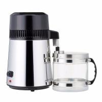 Дистиллятор воды бытовой (Корпус нержавейка, тара стекло)