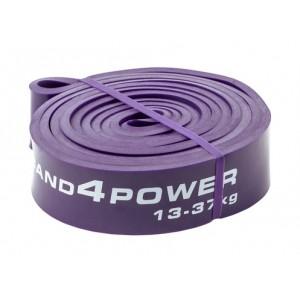 Фиолетовая резиновая петля (13 - 37 кг)