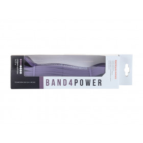 Фиолетовая резиновая петля (ширина 4.5 мм, нагрузка 17 - 37 кг)