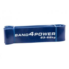 Синяя резиновая петля (нагрузка 23 - 68 кг)