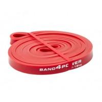 Красная резиновая петля (ширина  4.5 мм, нагрузка 4.5 - 16 кг)