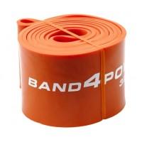 Оранжевая резиновая петля (32 - 80 кг)