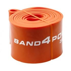 Оранжевая резиновая петля (ширина 4.5 мм, нагрузка 45 - 102 кг)