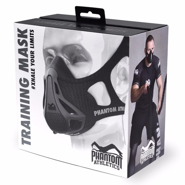 PHANTOM ATHLETICS TRAINING MASK 2.0