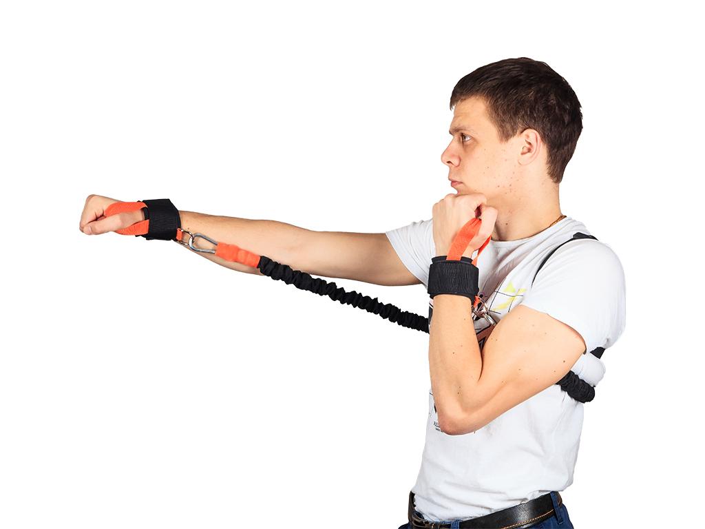 Тренажёры для отработки ударов своими руками