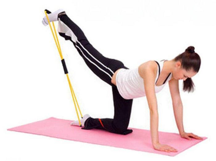 резинки для фитнеса для ног